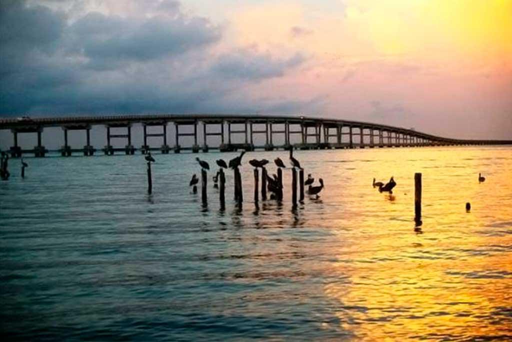 Laguna de Términos. - Campeche Travel